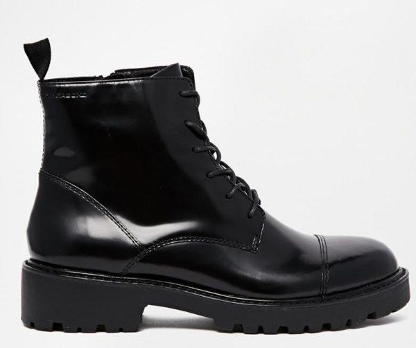 tendencia-de-zapatos-para-otono-invierno-2015-2016-Botines-de-cuero-con-cordones-Kenova-de-Vagabond