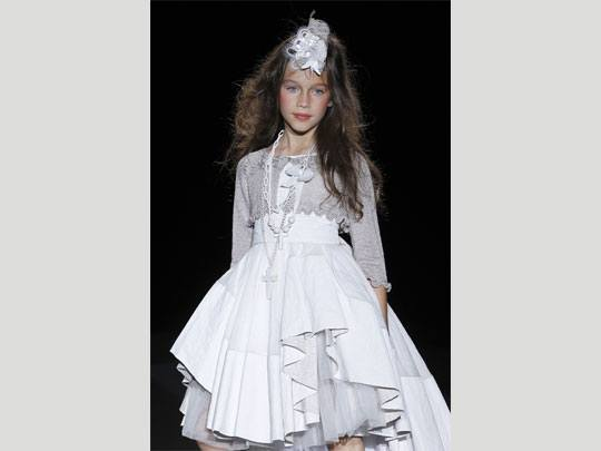 vestidos comunión 2012