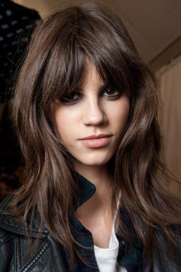 Pixelformula Elie Saab Womenswear Beauty Backstage Winter 2015 - 2016 Ready To Wear Paris