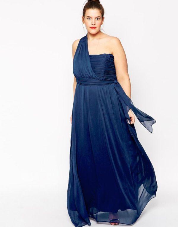 vestidos-de-noche-para-gorditas-MODELO-AZUL-de-Asos