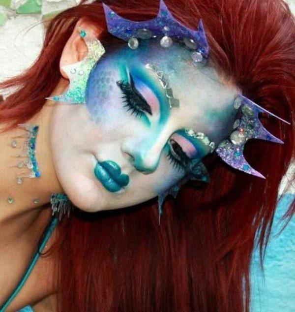 maquillaje-de-fantasia-carnaval-2015-criatura-marina