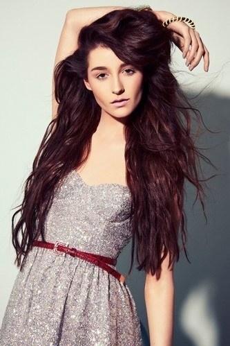 pelo largo purpura
