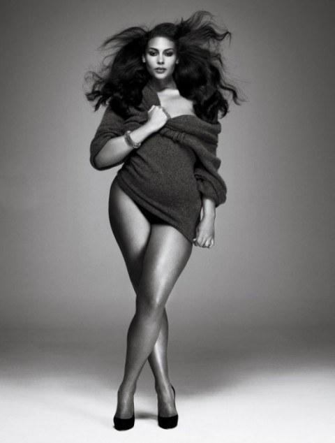 Cuerpo curvas
