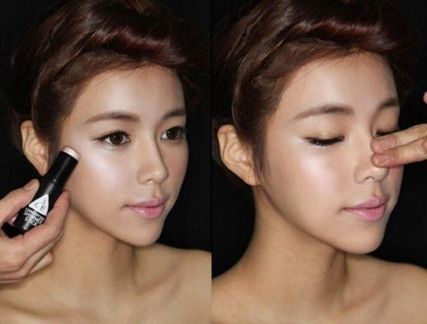 maquillaje-para-navidad-2015-TIPS-usa-iluminador