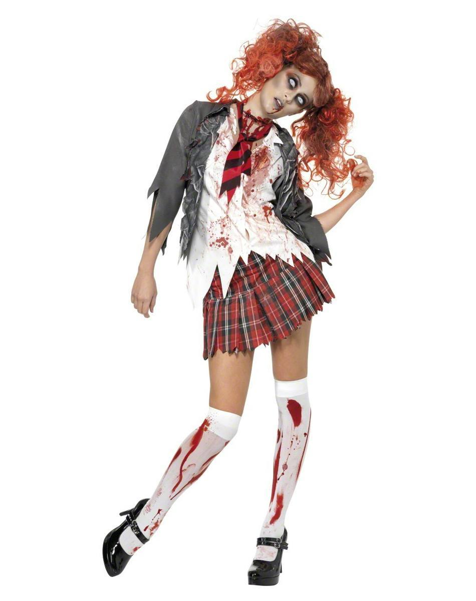 disfraces-de-zombie-colegiala-para-halloween-2014-mujer