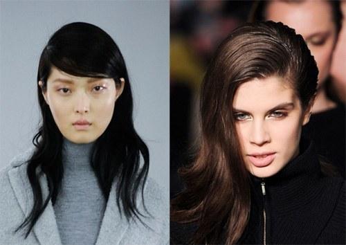 los-mejores-cortes-de-cabello-y-peinados-para-mujer-otono-invierno-2014-2015-pelo-largo-raya-hacia-un-lado