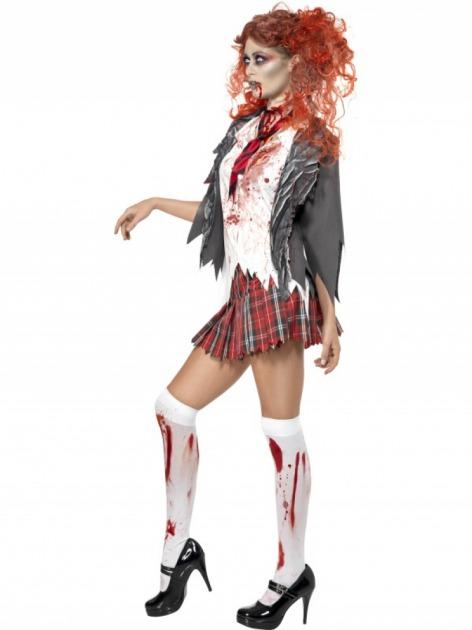 disfraces-sexys-para-halloween-2015-colegiala-zombi