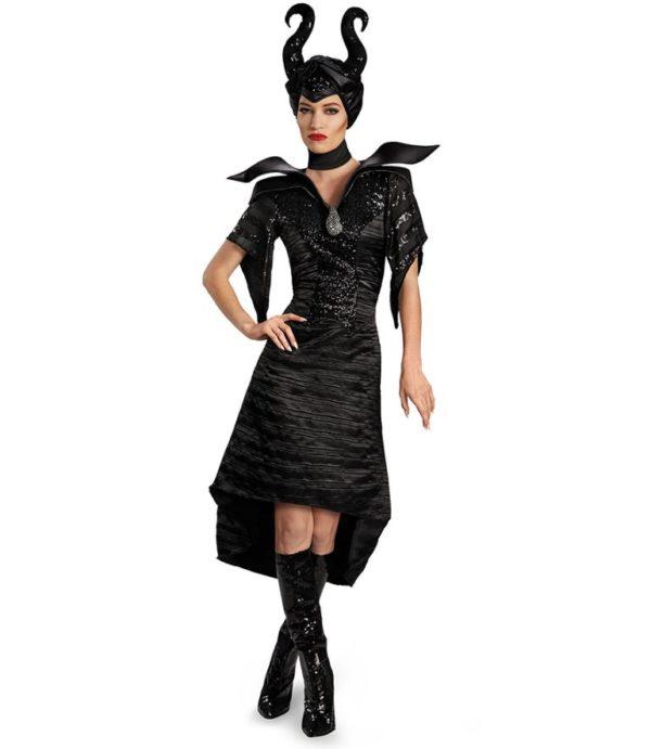 Los disfraces de moda para Halloween 2015-disfra-de-malefica