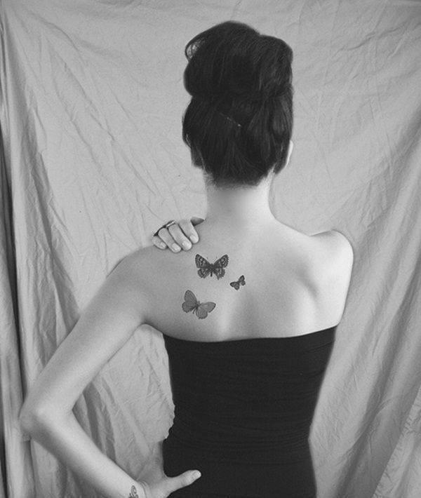 tatuajes-sexys-mujer-2015-tatuaje-mariposas-espalda