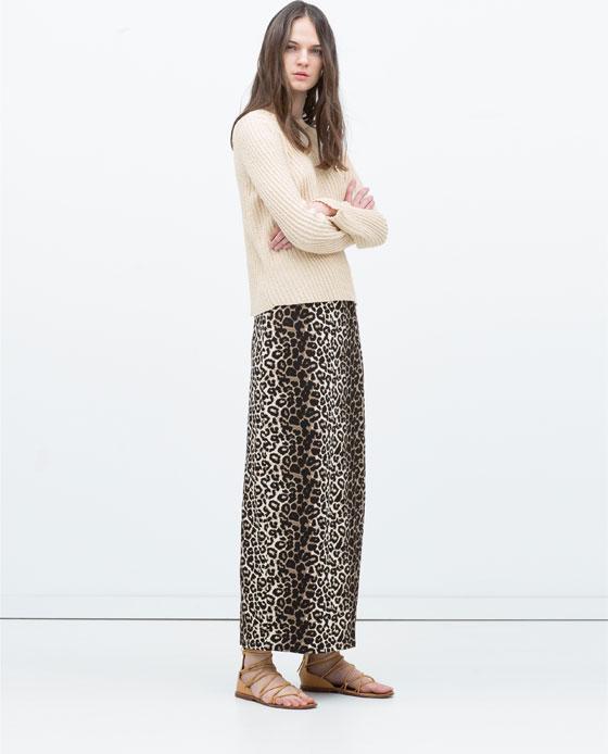 las-faldas-largas-de-moda-en-otono-invierno-2015-2016-falda-estampada-zara