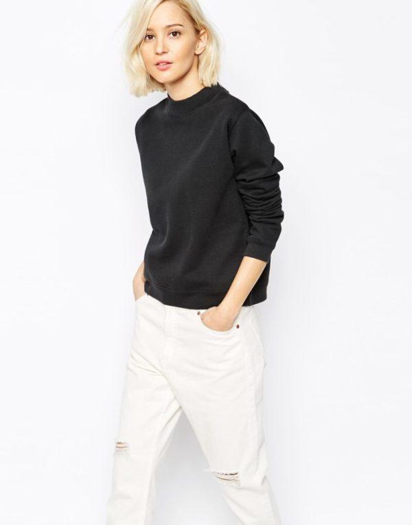 moda-otono-invierno-para-mujer-jerseys-y-sudaderas-2015-2016-SUDADERAS-modelo-corto-de-levis