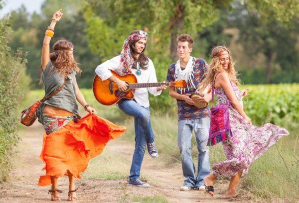 moda-de-los-anos-80-tribus-urbanas-hippies