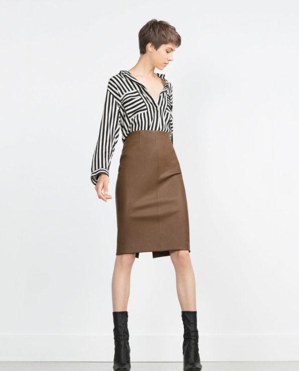 faldas-largas-de-moda-2016-piel