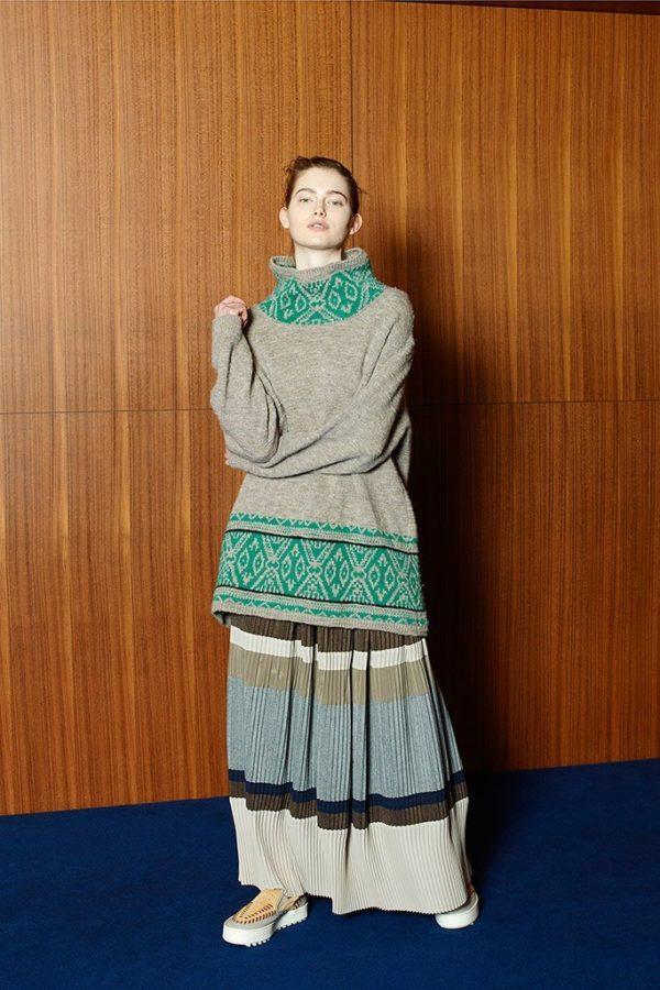 moda-otoño-invierno-para-mujer-2016-jersey-maxi
