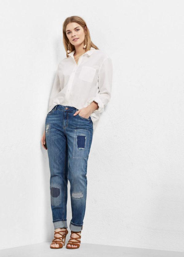 ropa-para-gorditas-2016-jeans