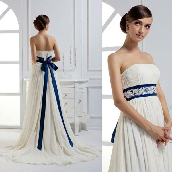 vestidos-de-novia-para-embarazadas-2016-lazo-azul