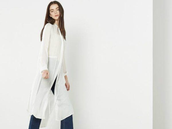 catálogo-sfera-vestido-camisero-blanco-2016