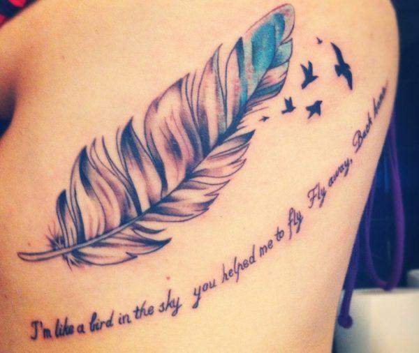 frases-tatuajes-mujer-querer-tener-soy-un-pajaro-en-el-cielo