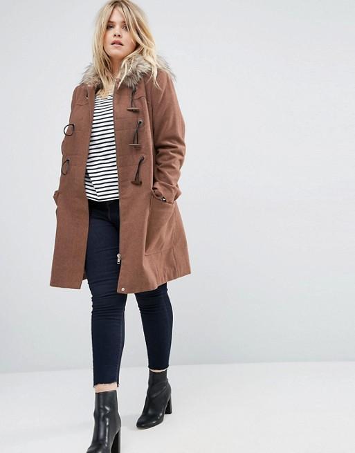 ropa-para-gorditas-otono-invierno-2016-2017-abrigo-trenca-lana