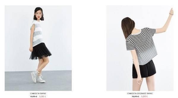 blanco-rebajas-ofertas-camisetas-de-rayas