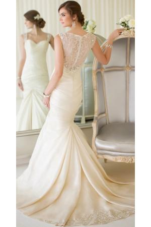 vestidos-de-novia-corte-sirena-capas