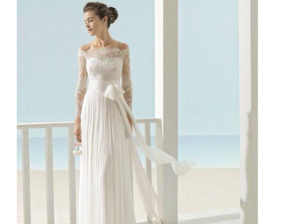 vestidos-de-novia-manga-larga-transparente-con-cuello-caja