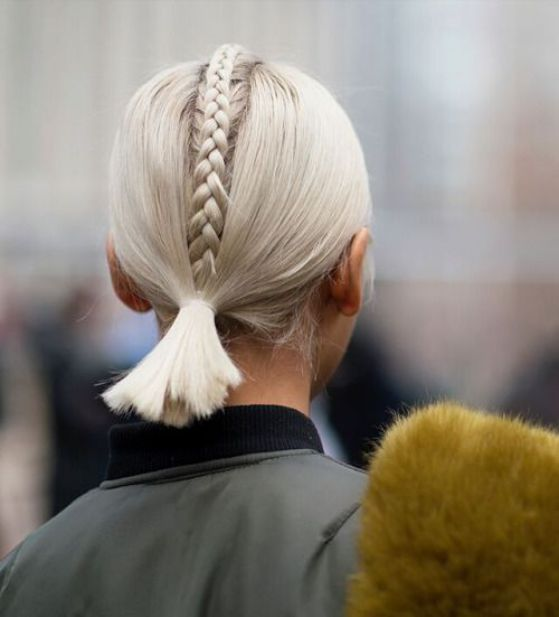peinados-con-trenzas-pelo-corto-coleta-trenza