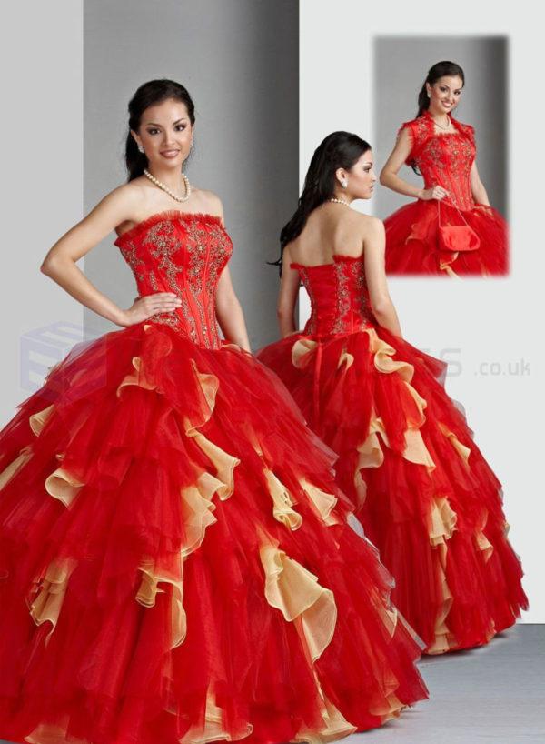 vestidos-de-fiesta-largo-gala-rojo-princesa-detalles-beiges