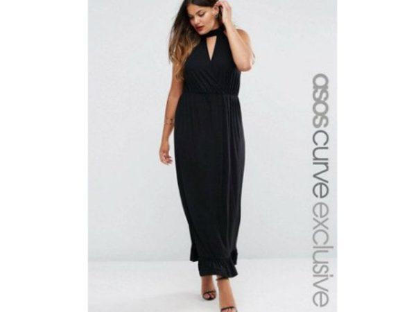 vestidos-de-fiesta-para-gorditas-negro-largo