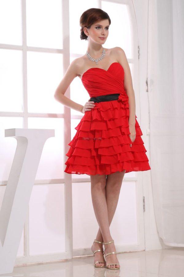vestidos-de -fiesta-rojos-modaella-corto-volante-faldajpg