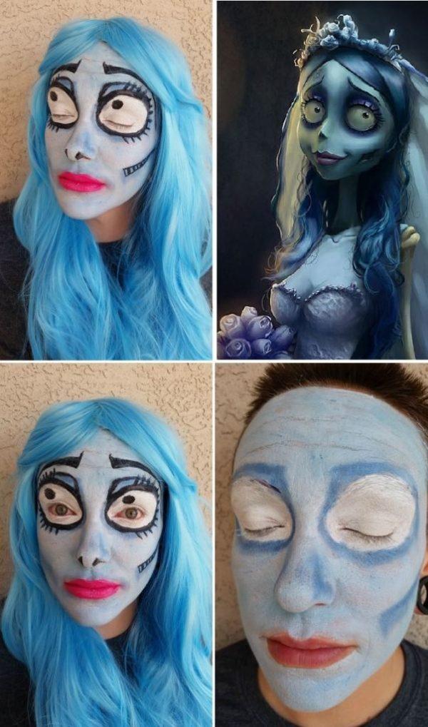 maquillaje-halloween-novia-cadaver-paso-a-paso