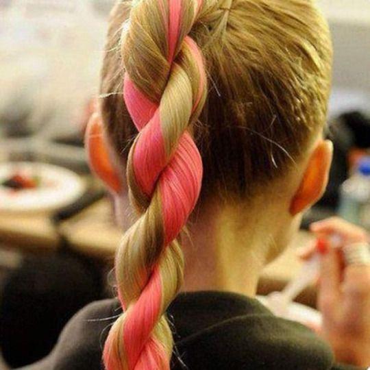peinados-con-trenza-cuerda-color