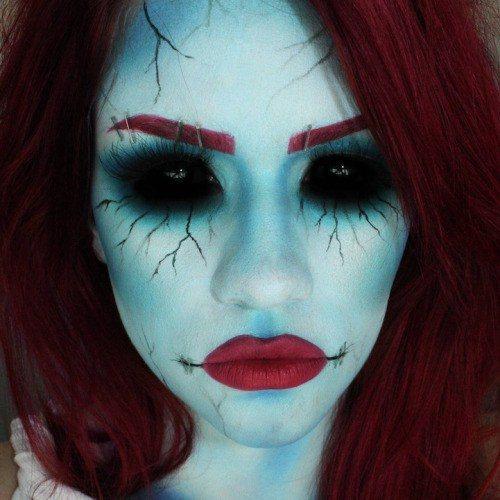 maquillaje-halloween-novia-cadaver-miedo
