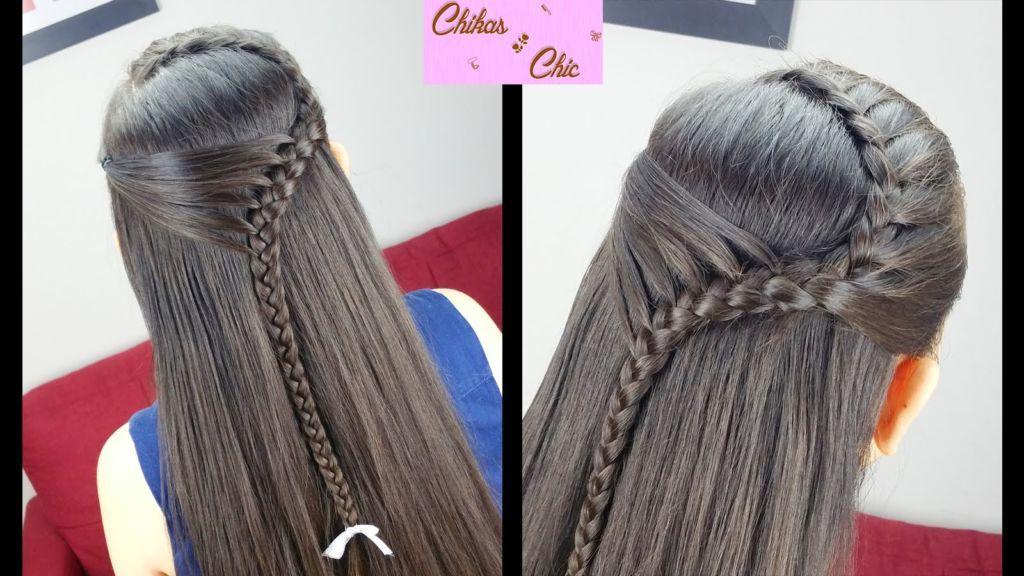 peinados-para-san-valentin-trenzas