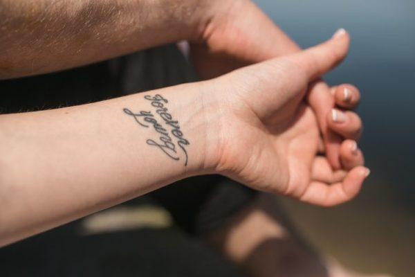 Tatuajes de familia frases afecto por la familia
