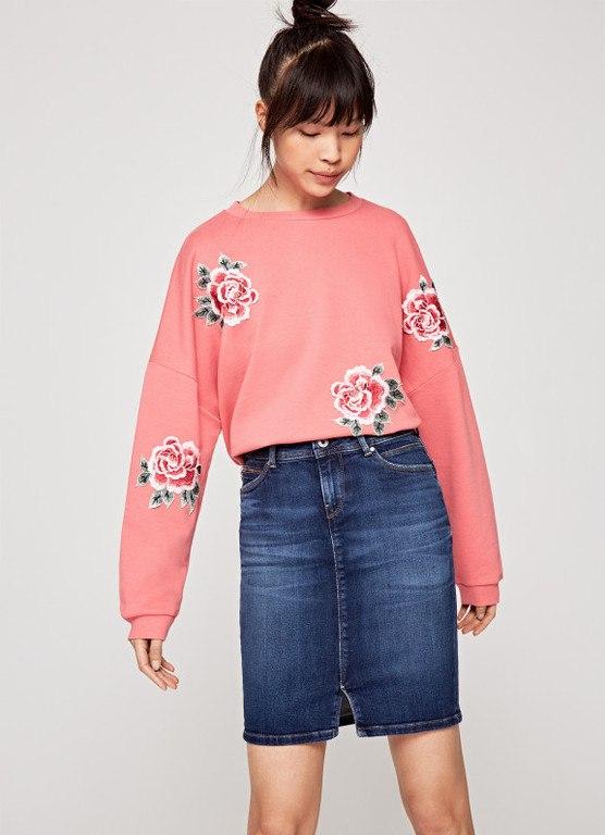 catalogo-pepe-jeans-falda-vaquera-taylor