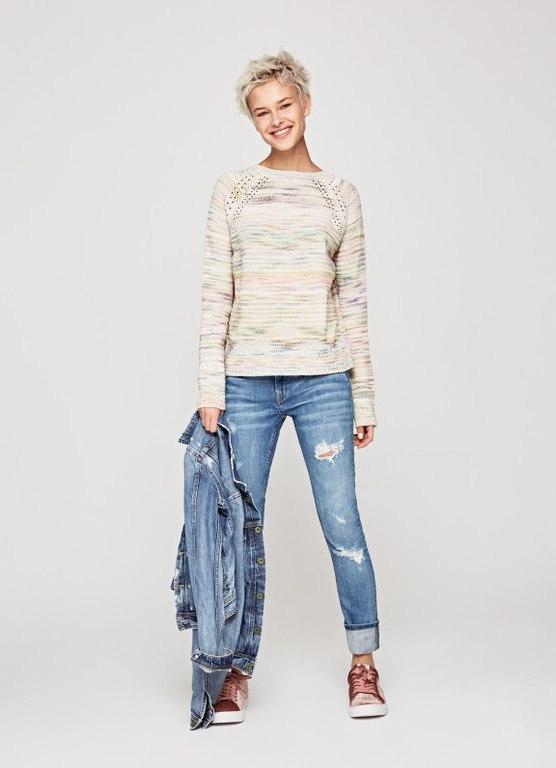 catalogo-pepe-jeans-jersey-jaspeado-bella