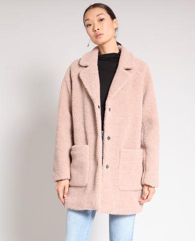 catalogo-pimkie-para-mujer-abrigo-de-pelo-sintetico
