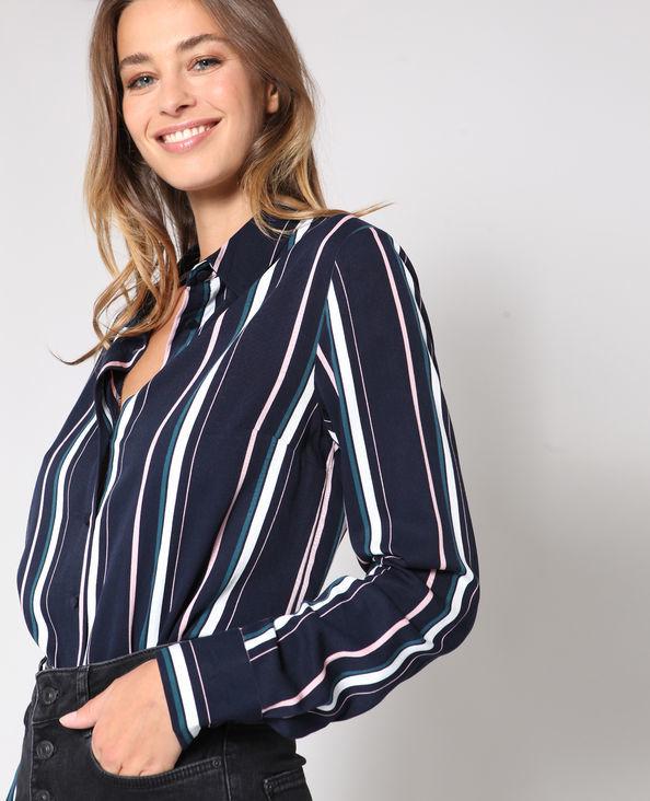 catalogo-pimkie-para-mujer-camisa-de-rayas