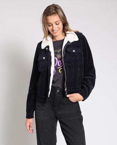 catalogo-pimkie-para-mujer-chaqueta-corta-de-terciopelo