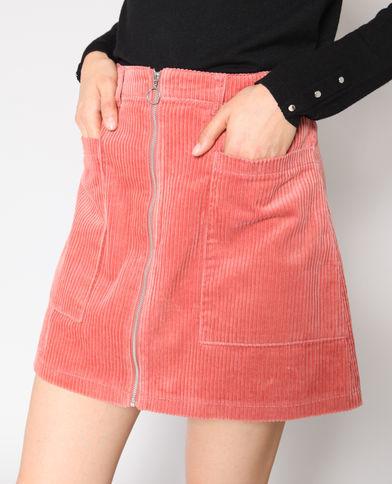 catalogo-pimkie-para-mujer-falda-terciopelo