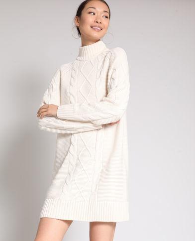 catalogo-pimkie-para-mujer-vestido-jersey-trenzado