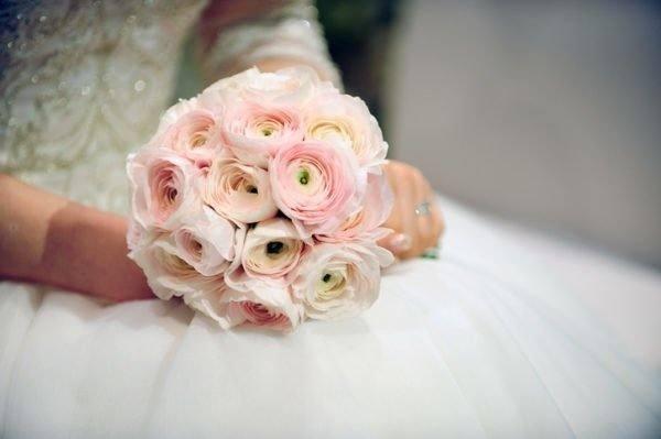 Tendencias ramos de novia 2018 bouquet