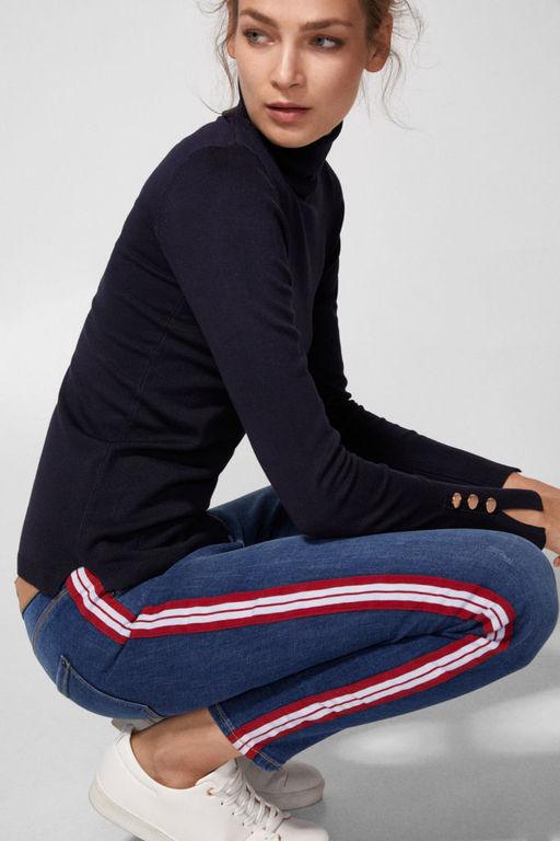 Tendencias Jeans Y Pantalones Para Mujer Otono Invierno 2020 Modaellas Com