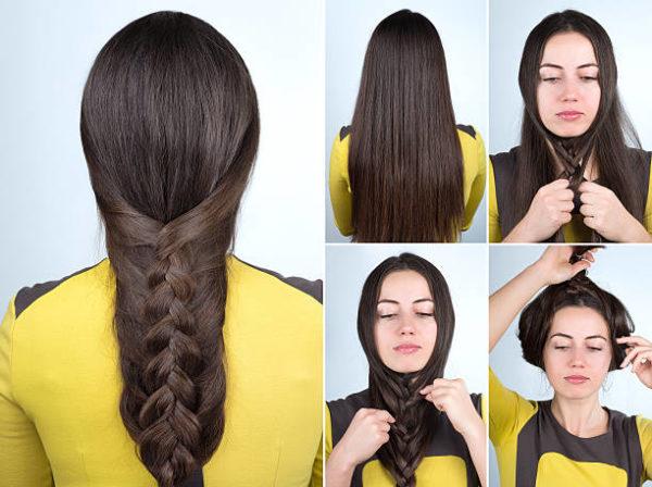 Trenzas peinado 1