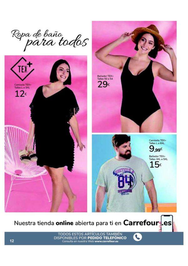 Carrefour Rebajas De Verano En Ropa Y Calzado 2020 Modaellas Com