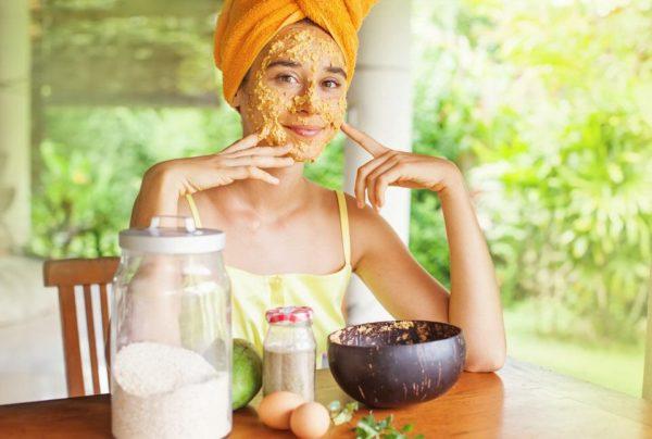 5 exfoliantes naturales fáciles de hacer en casa