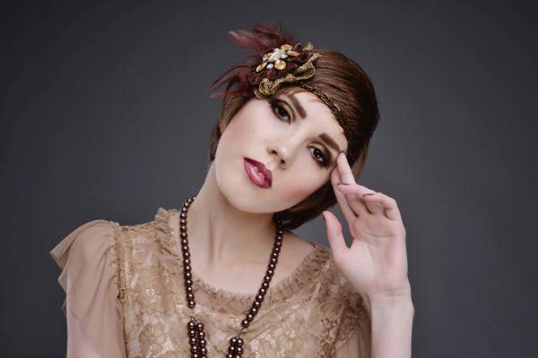 peinados-pelo-corto-boda-vintage-istock