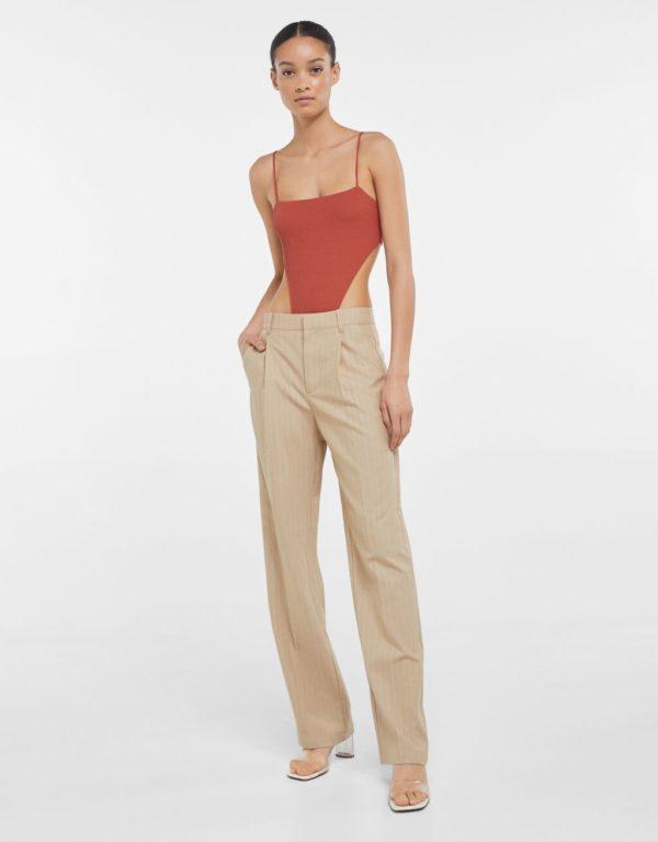 Catalogo bershka primavera verano 2021 pantalones baggy