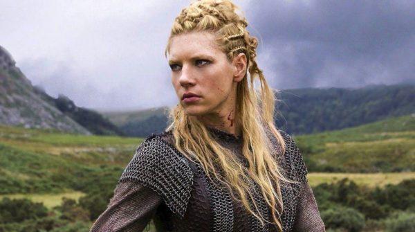 Fotos con Peinados Vikingos como los de Lagertha de Vikingos